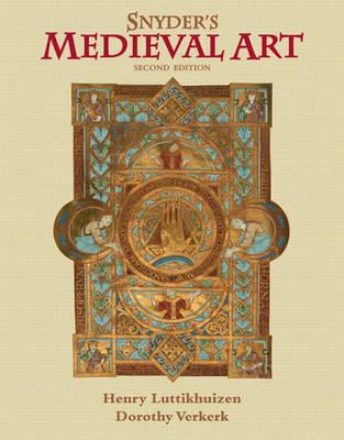 Snyder's Medieval Art (Paperback)