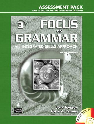 Focus on Grammar 3, Assessment Pack (Paperback)