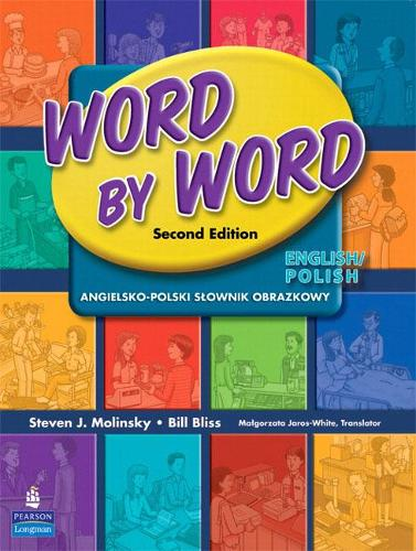 Word by Word Picture Dictionary English/Polish Edition (Paperback)