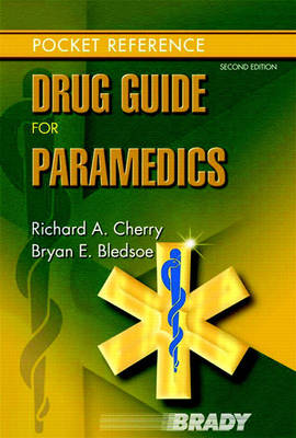 Drug Guide for Paramedics (Spiral bound)