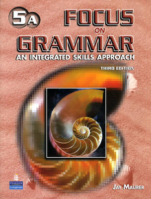 Focus on Grammar 5 Student Book A with Audio CD
