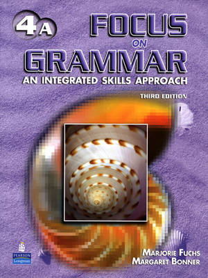 Focus on Grammar 4 Student Book A with Audio CD