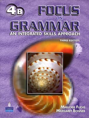 Focus on Grammar 4 Student Book B with Audio CD