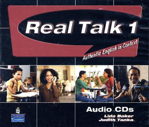 Real Talk 1: Authentic English in Context, Classroom Audio CD (CD-Audio)