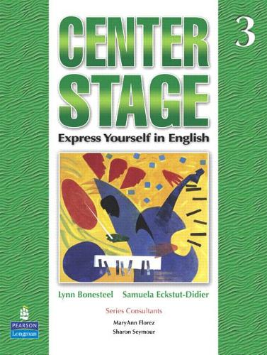 Center Stage 3 Student Book (Paperback)