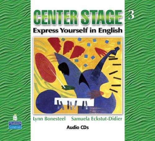 Grammar Talk: Center Stage 3 Audio CDs Center Stage Level 3 (CD-Audio)