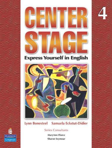 Center Stage 4 Student Book (Paperback)