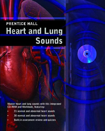 Prentice Hall Heart and Lung Sounds (CD-ROM)