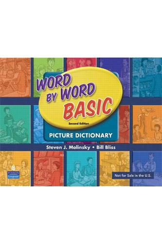 Word By Word Basic Picture Dictionary - International (Paperback)