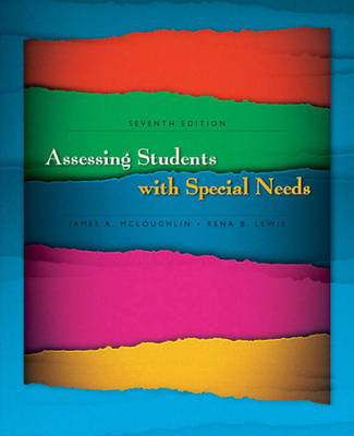 Assessing Students with Special Needs: United States Edition (Hardback)
