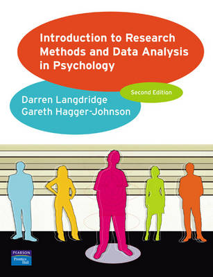 Introduction to Research Methods and Data Analysis in Psychology (Paperback)