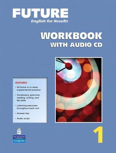 Future 1 Workbook with Audio CDs (Paperback)