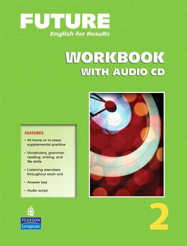 Future 2 Workbook with Audio CDs (Paperback)