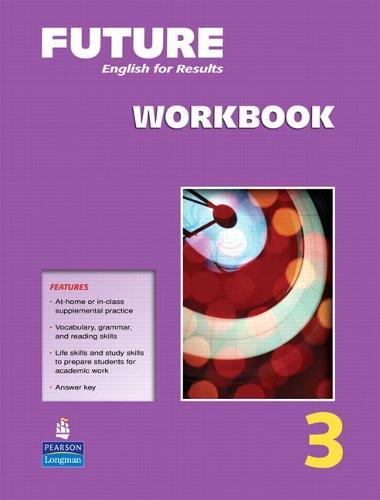 Future 3 Workbook: Future 3 Workbook 3 (Paperback)