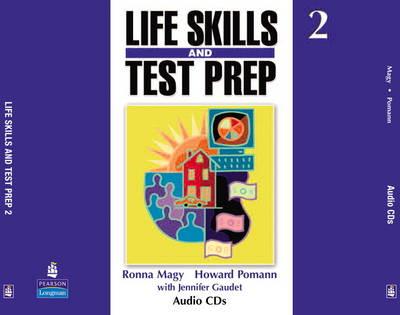 Life Skills and Test Prep 2 Audio CDs (CD-Audio)