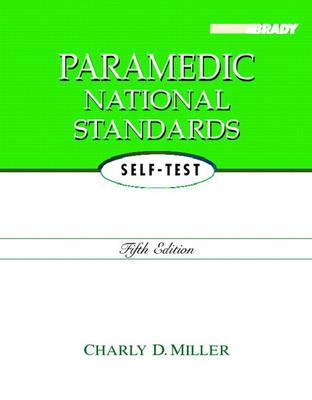 Paramedic National Standards Self-Test (Paperback)