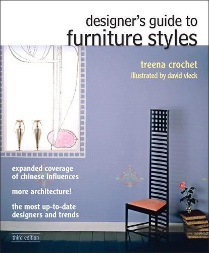 Designer's Guide to Furniture Styles (Paperback)