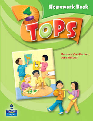 Tops Homework Book, Level 4 (Paperback)