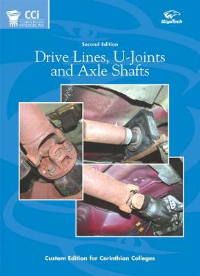 AU: Drive Lines, U-Joints and  Axle Shafts (Paperback)