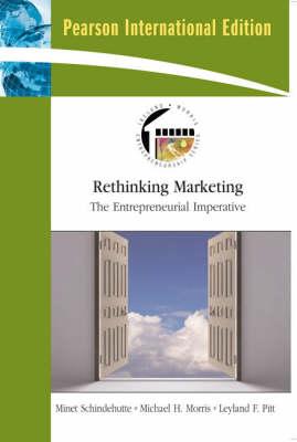 Rethinking Marketing: The Entrepreneurial Imperative (Paperback)