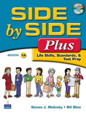 Side by Side Plus 1 Student Book A (with Gazette Audio CD) (Paperback)