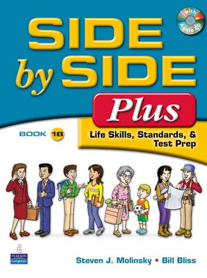 Side by Side Plus 1 Student Book B (with Gazette Audio CD) (Paperback)