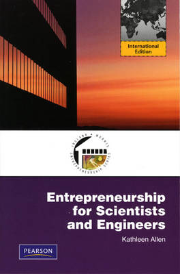 Entrepreneurship for Scientists and Engineers (Paperback)