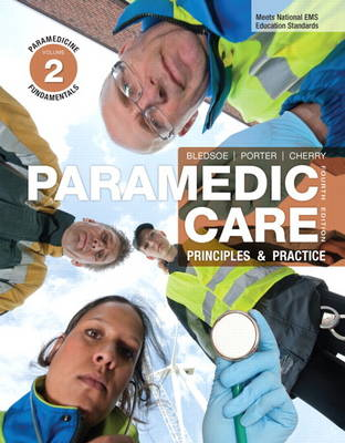 Paramedic Care: Volume 2: Principles & Practice, Volume 2 (Hardback)