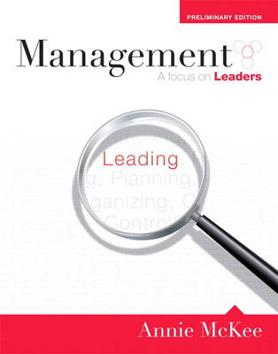 Management: A Focus on Leaders, Preliminary Edition (Paperback)