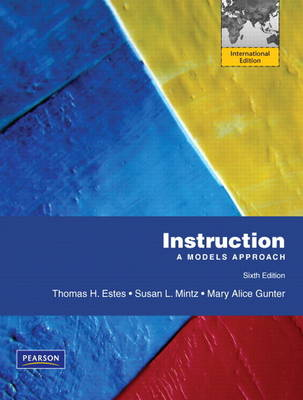 Instruction: A Models Approach (Paperback)