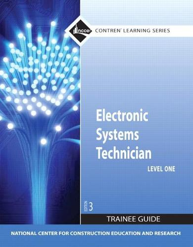 Electronic Systems Technician Level 1 Trainee Guide, Paperback (Paperback)