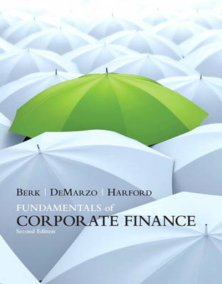 Fundamentals of Corporate Finance (Hardback)