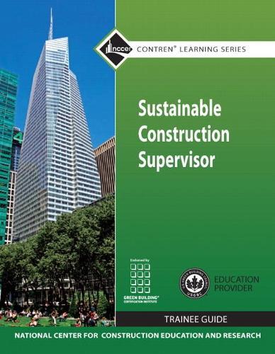 Sustainable Construction Supervisor TG (Paperback)