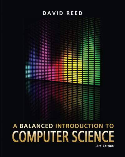 A Balanced Introduction to Computer Science: United States Edition (Paperback)