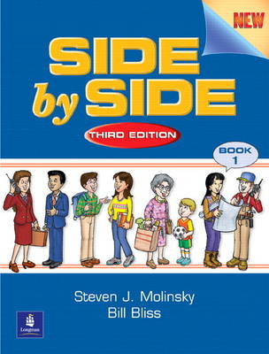 Side by Side 1 Student Book and Activity & Test Prep Workbook w/Audio Value Pack
