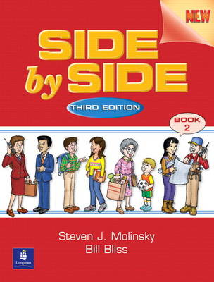 Side by Side 2 Student Book and Activity & Test Prep Workbook w/Audio CDs Value Pack
