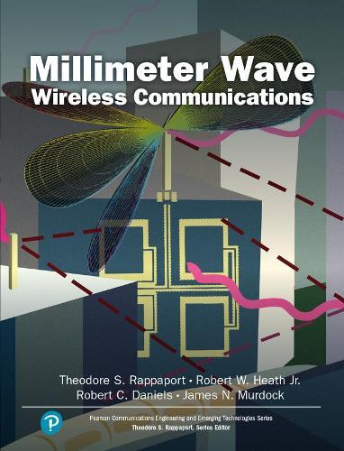 Millimeter Wave Wireless Communications (Hardback)