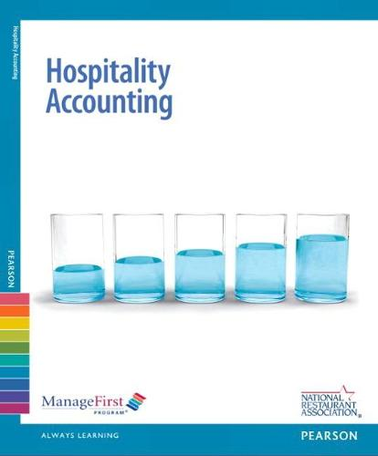 ManageFirst: Hospitality Accounting with Answer Sheet (Paperback)