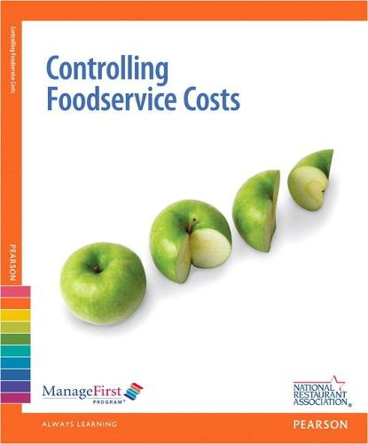ManageFirst: Controlling FoodService Costs with Answer Sheet (Paperback)