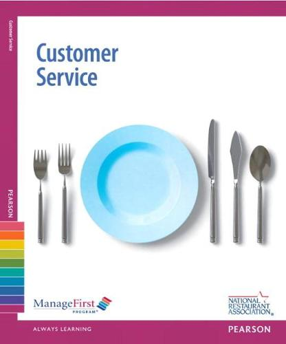 ManageFirst: Customer Service with Answer Sheet (Paperback)
