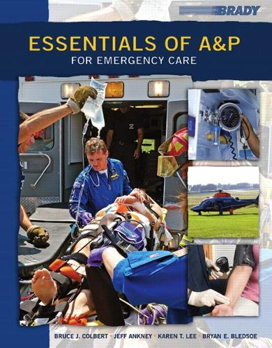 Essentials of A&P for Emergency Care (Paperback)