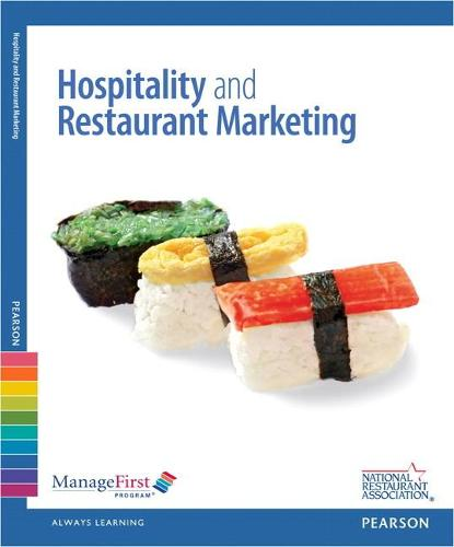 ManageFirst: Hospitality and Restaurant Marketing with Answer Sheet (Paperback)