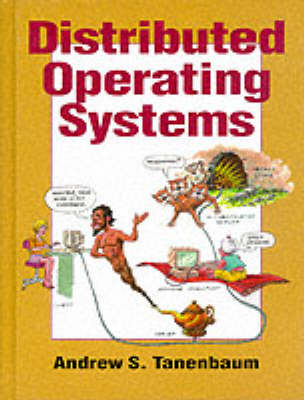 Distributed Operating Systems: United States Edition (Hardback)
