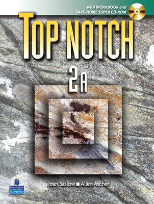 Top Notch 2 with Super CD-ROM Split B (Units 6-10) with Workbook and Super CD-ROM