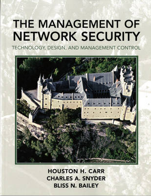 Management of Network Security (Paperback)