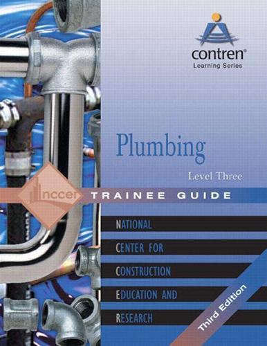 Plumbing Level 3 Trainee Guide, 3e, Binder
