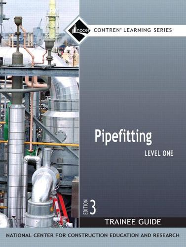 Pipefitting Level 1 Trainee Guide, Paperback (Paperback)