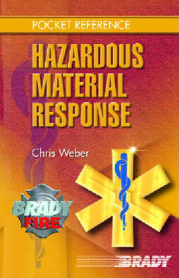Pocket Reference for Hazardous Materials Response (Paperback)