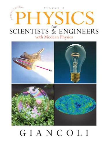 Physics for Scientists and Engineers: Chapters 21-35 v. 2 (Hardback)