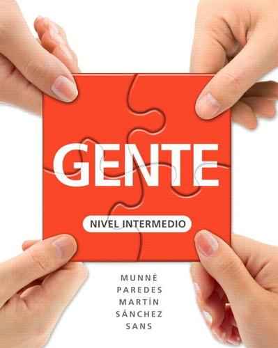 Gente: Nivel intermedio (Paperback)